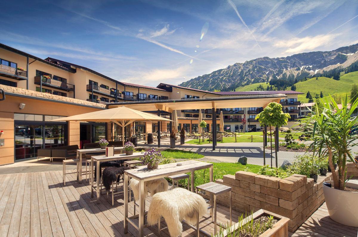 Panorama Hotel Oberjoch Alpin Spa****S, Bad Hindelang-Oberjoch