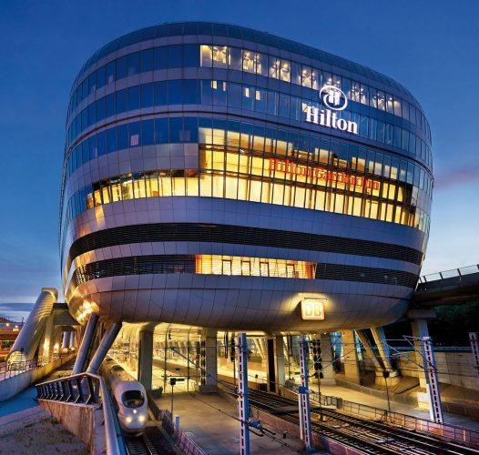 Hilton Frankfurt Airport Hotel in Frankfurt am Main/Flughafen