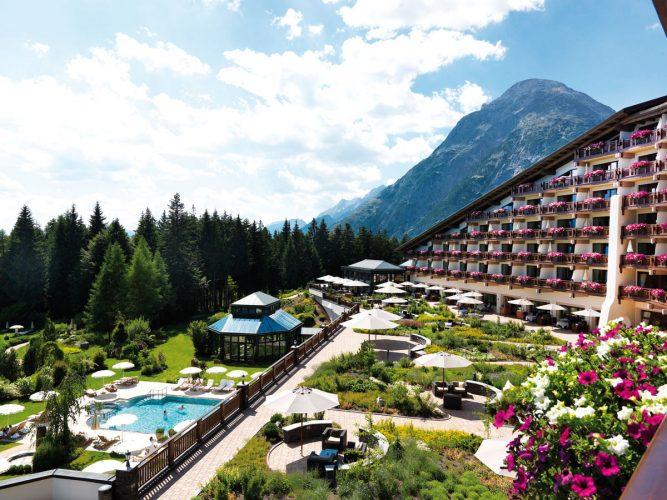 Interalpen-Hotel Tyrol*****S in Tirol