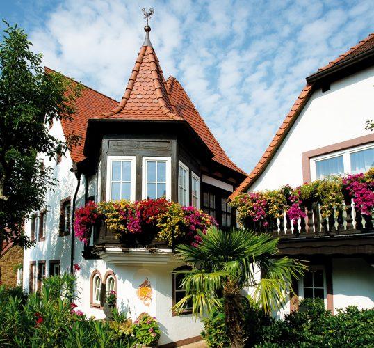 Alte Pfarrey in Neuleiningen