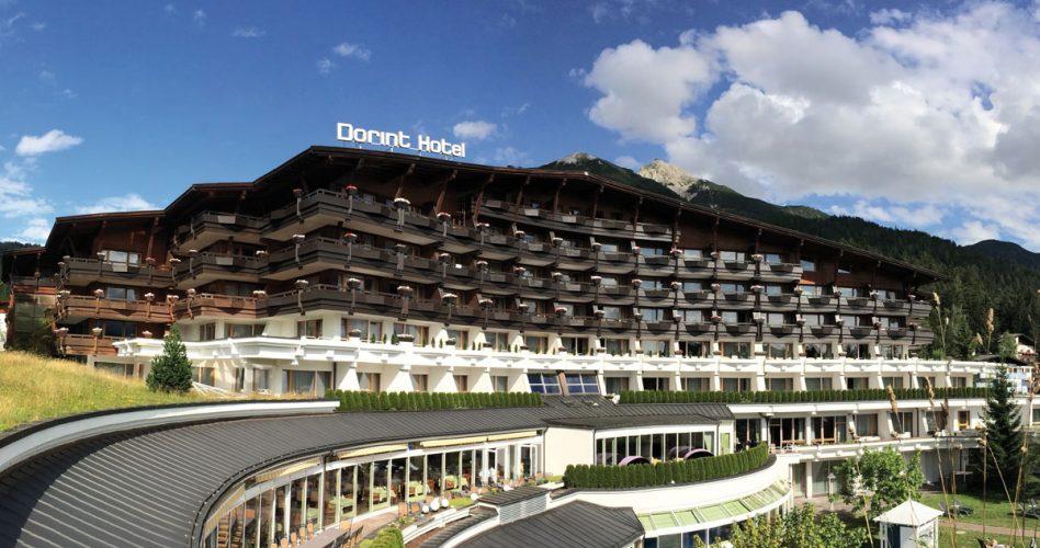 Dorint Alpin Resort in Seefeld/Tirol