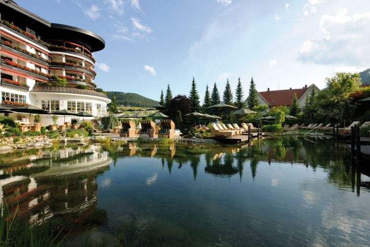 Hotel Bareiss*****S in Baiersbronn