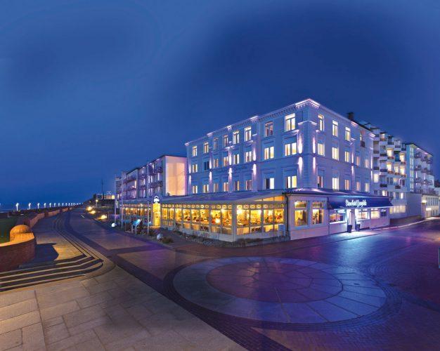 Strandhotel Georgshöhe Spa- und Resorthotel Norderney ****S