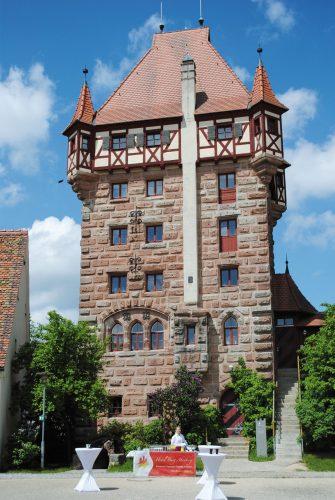 Hotel Burg Abenberg in Abenberg