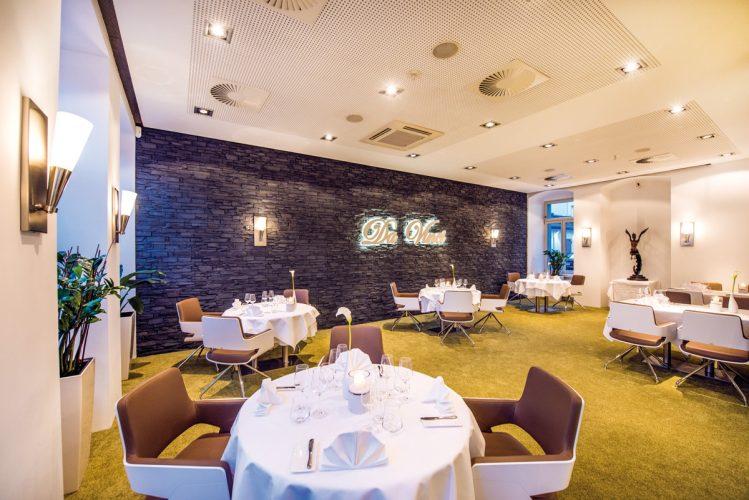 Das Restaurant Da Vinci in Koblenz