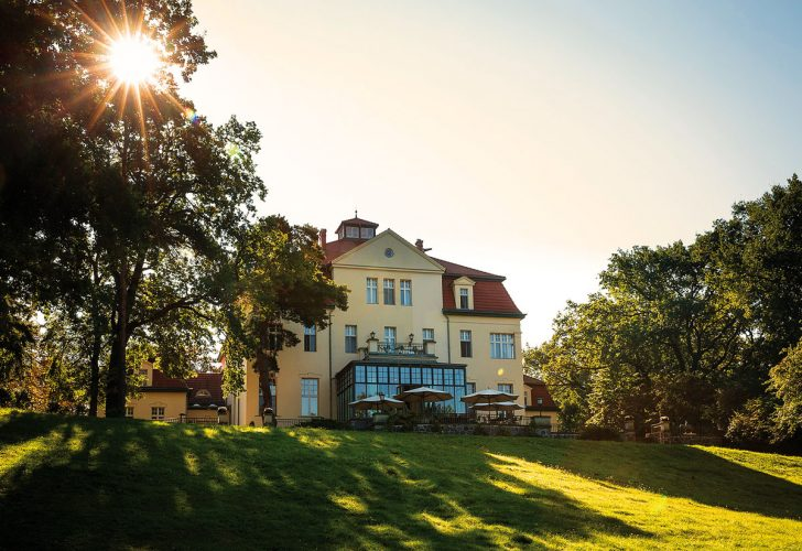 Schloss & Gut Liebenberg im Löwenberger Land OT Liebenberg