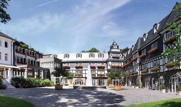 Romantik- und Wellnesshotel Deimann im Hochsauerland
