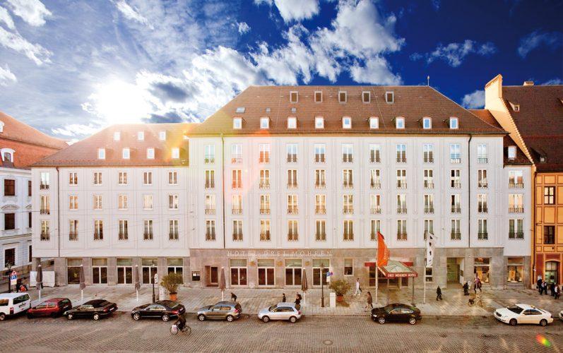 Steigenberger Hotel Drei Mohren Augsburg