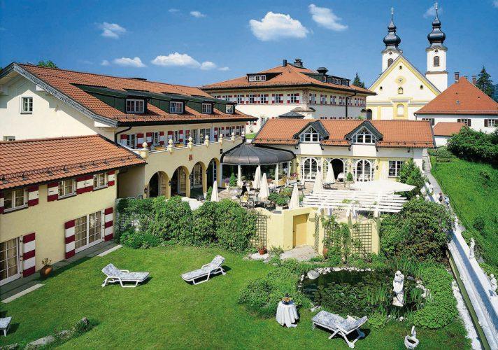 Residenz Heinz Winkler in Aschau am Chiemgau