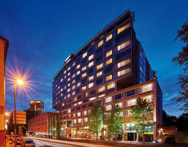 Hotel Hilton Frankfurt City in Frankfurt am Main