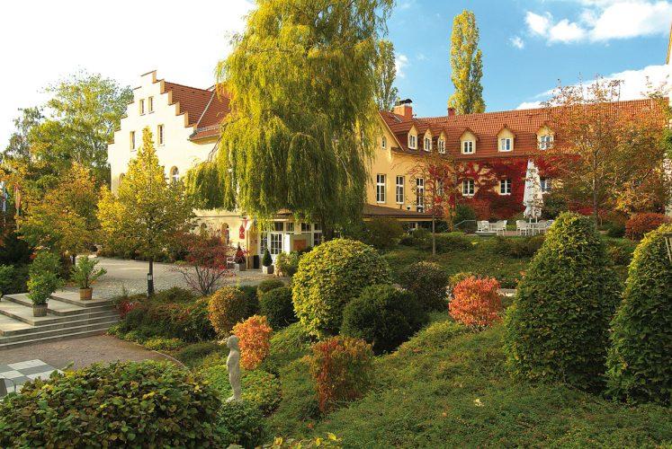 Romantik Hotel Dorotheenhof in Weimar