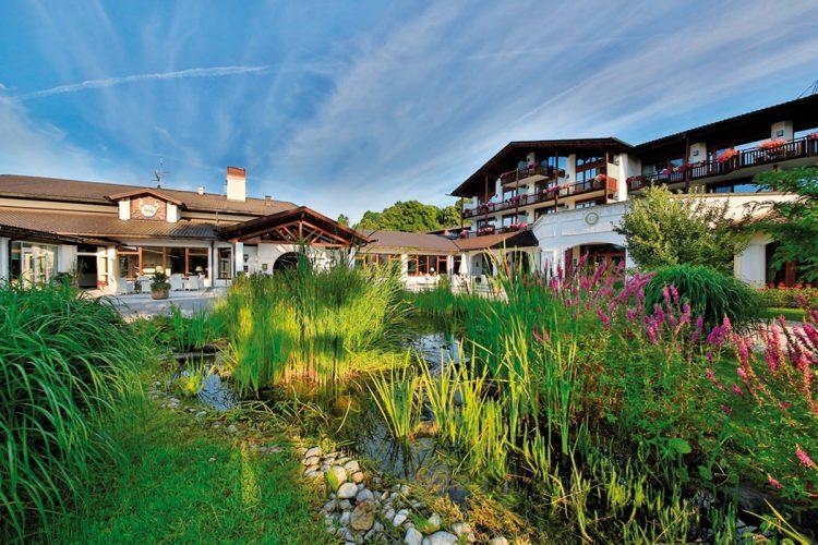 Der Alpenhof Murnau in Murnau am Staffelsee