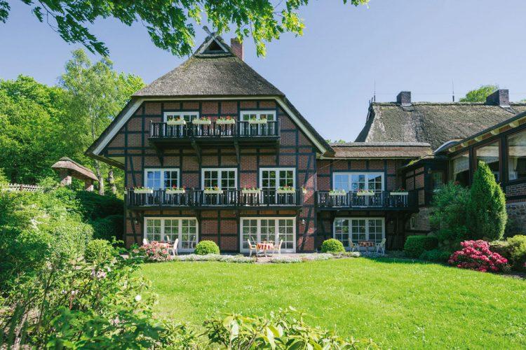 Hotel Landhaus Höpen in der Lüneburger Heide