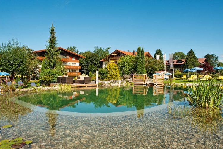 Parkhotel Frank in Obersdorf