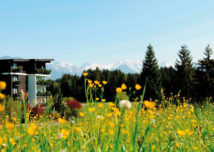 Das Sonnenalp Resort in Ofterschwang