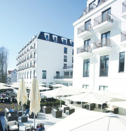 Upstalsboom****S Hotelresidenz & Spa Kühlungsborn