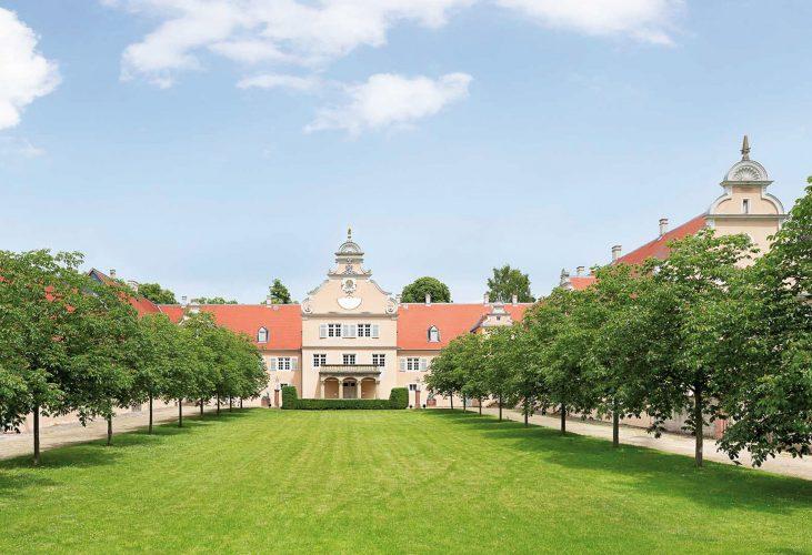 Hotel Jagdschloss Kranichstein in Darmstadt