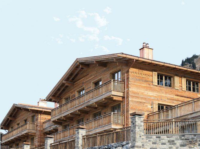 Severin*s The Alpine Retreat, Lech am Arlberg
