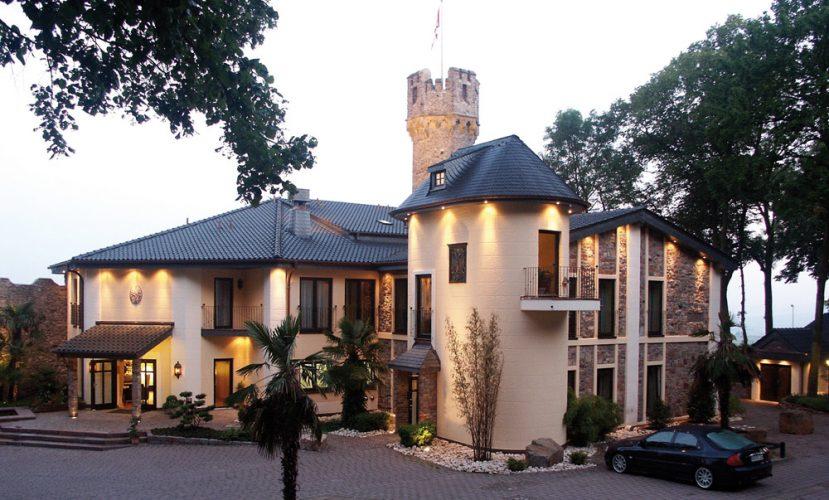 Relais & Châteaux Burg Schwarzenstein