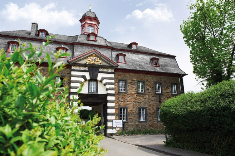 "Schloss Burgbrohl****S  & Restaurant ""Schloss Burgbrohl"""