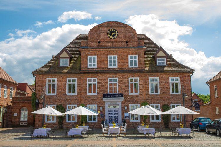 Hotel de Weimar, Ludwigslust