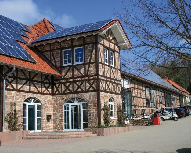 Gut Wissmannshof, Staufenberg