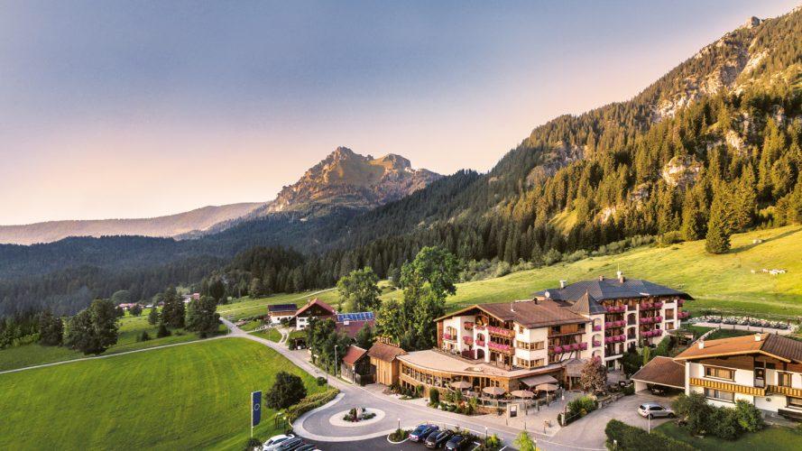 Hotel Bergblick****S, Grän-Haldensee im Tannheimer Tal