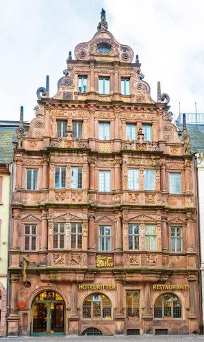 Restaurant Simplicissimus | Hotel Zum Ritter, Heidelberg