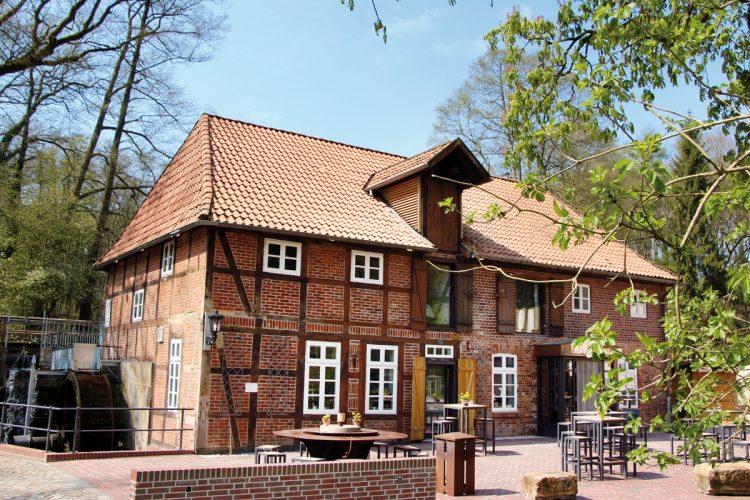 Hotel-Restaurant Forsthaus und Klostermühle Heiligenberg, Bruchhausen-Vilsen