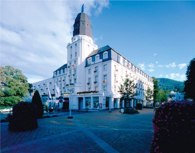 """Steigenberger Hotel Bad Neuenahr & """"Parkrestaurant"""""""