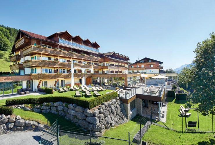 Hotel Bergkristall****S, Oberstaufen
