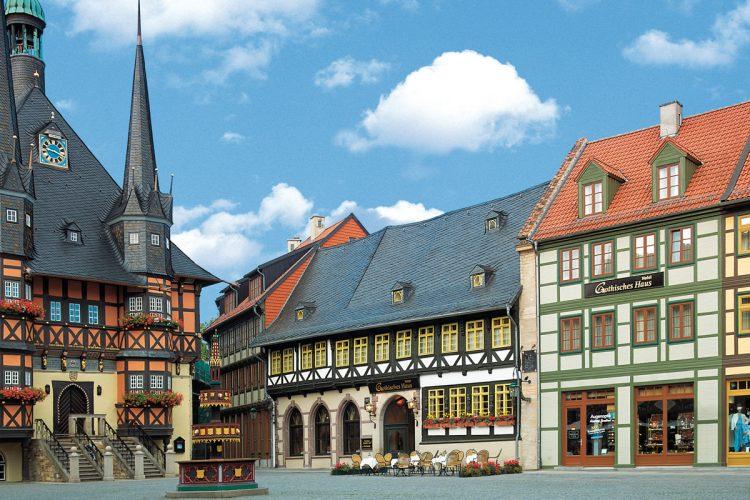 Hotel Travel Charme Gothisches Haus in Wernigerode