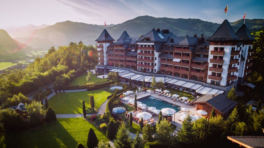 Hotel The Alpin Gstaad