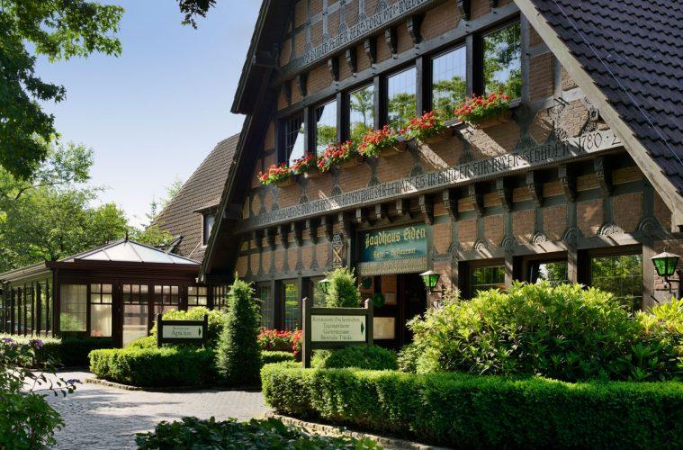 Jagdhaus Eiden am See