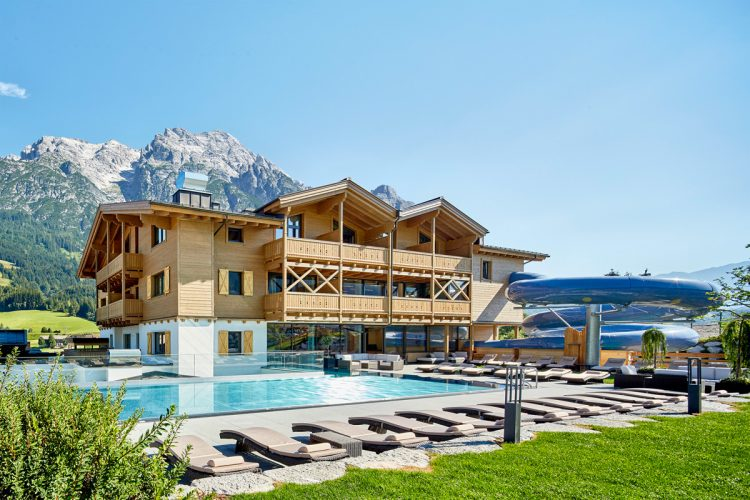 Good Life Resort die Riederalm****R
