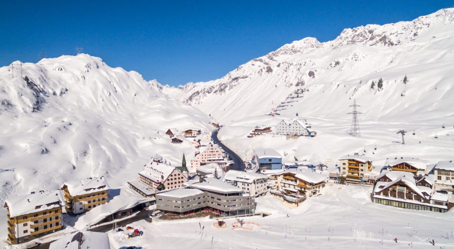 Das arlberg1800 RESORT