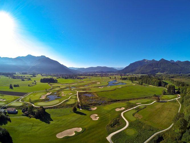 Golfresort Achental | Hotels auf dem Golfplatz