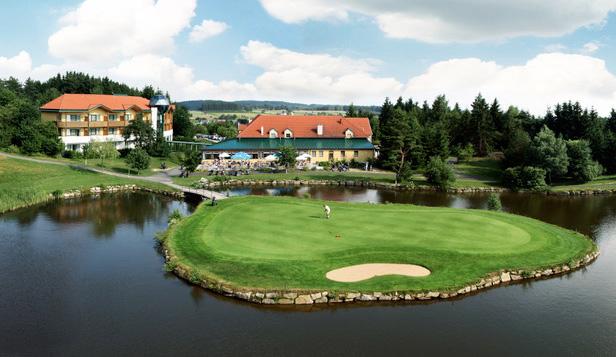 Golfresort Haugschlag | Hotels auf dem Golfplatz