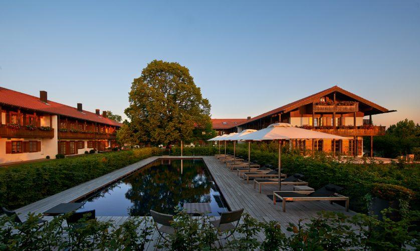 Der Margarethenhof | Hotels auf dem Golfplatz