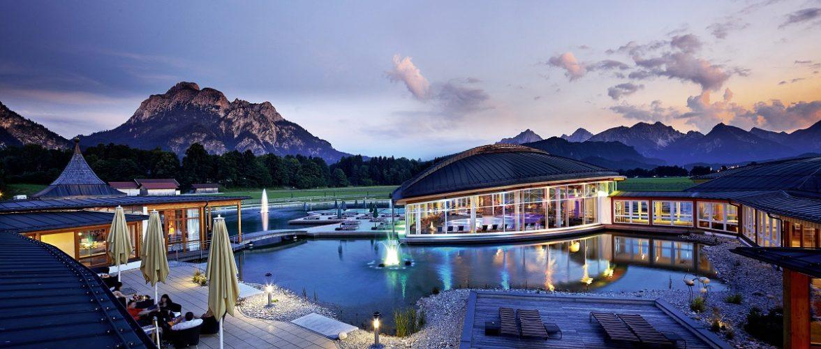 Das König Ludwig****S | Wellness & Spa Resort Allgäu