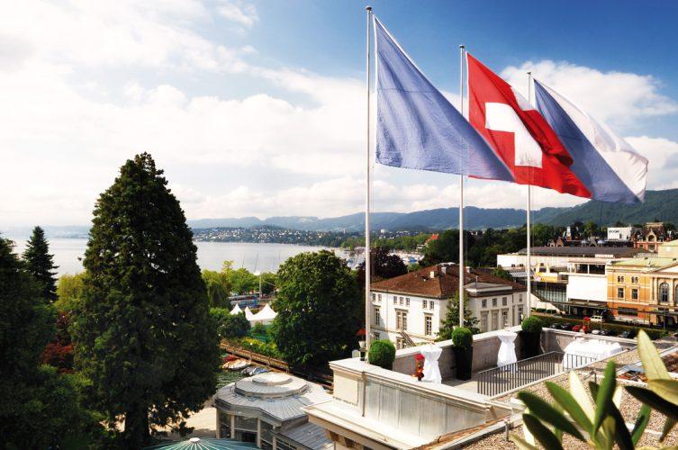 Baur au Lac*****S, Zürich/Schweiz