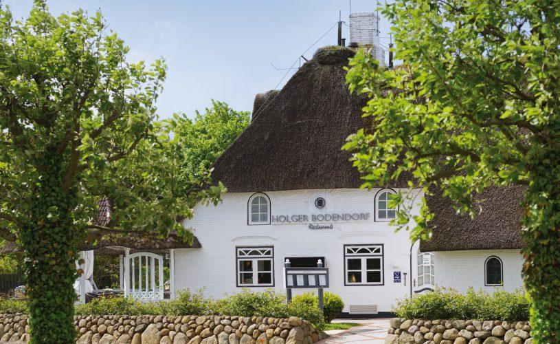 Landhaus Stricker*****S Hotel by Holger Bodendorf, Tinnum/Sylt