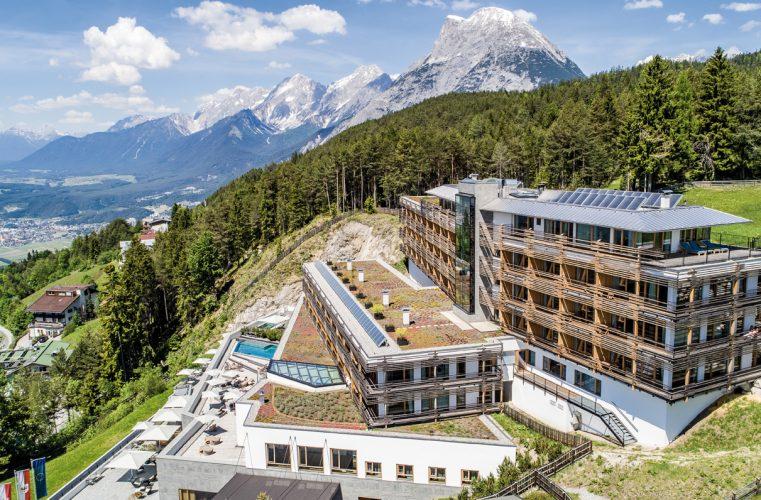 Nidum Casual Luxury Hotel, Telfs-Mösern/Tirol