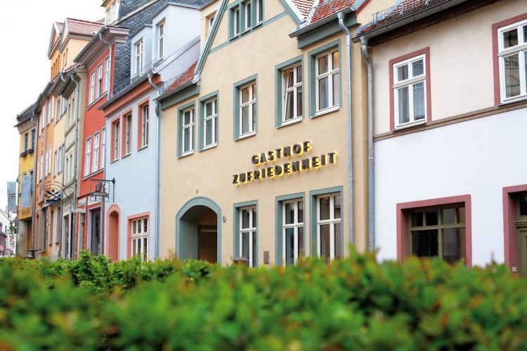 Gasthof Zufriedenheit, Naumburg an der Saale