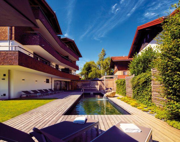 """Alpines Chalet-Hotel """"Das.Hochgrat"""", Oberstaufen"""