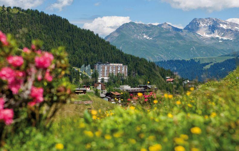 Tschuggen Grand Hotel, Arosa/Schweiz