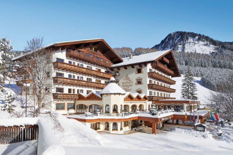 Singer Sporthotel & SPA Relais & Châteaux, Berwang/Tirol