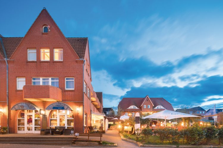 Seeblick****S Genuss und Spa Resort Amrum