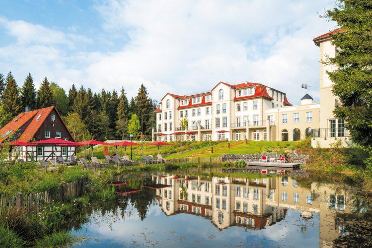 Naturresort Schindelbruch | Restaurant Jagdhaus Holzeule