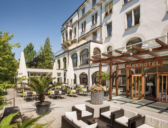 Parkhotel Jordanbad, Biberach a.d. Riß